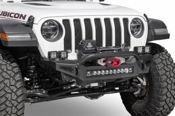 Addictive Desert Designs - Addictive Desert Designs Rock Fighter Front Bumper F964902080103