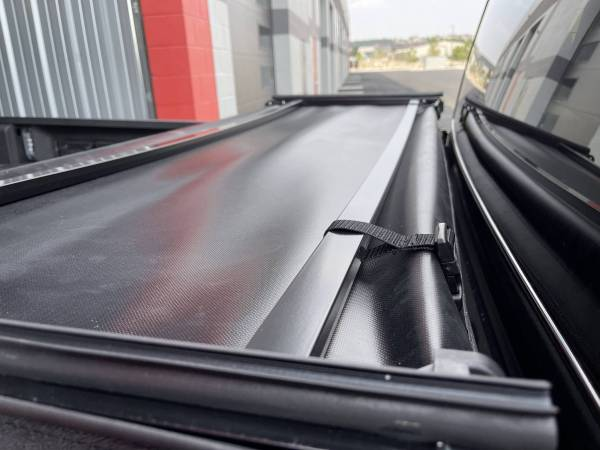 Moab Offroad - Moab Offroad VTF Series Soft Folding Truck Bed Tonneau Cover
