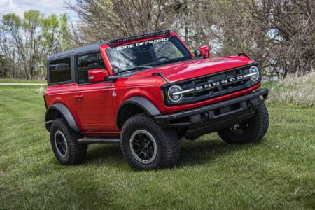 """Zone Offroad - Zone Offroad Ford Bronco 2"""" Lift Kit - Image 2"""