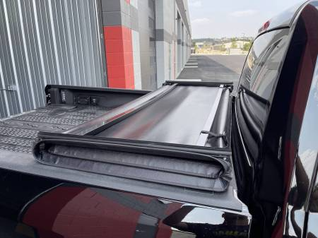 Moab Offroad - Moab Offroad VTF Series Soft Folding Truck Bed Tonneau Cover - Image 2