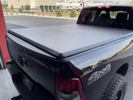 Moab Offroad - Moab Offroad VTF Series Soft Folding Truck Bed Tonneau Cover - Image 4