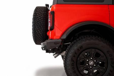 Addictive Desert Designs - Addictive Desert Designs Ford Bronco Rock Fighter Rear Bumper - Image 3