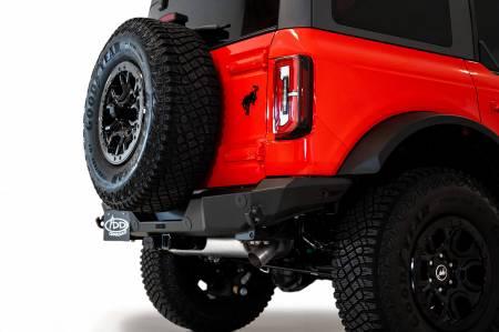 Addictive Desert Designs - Addictive Desert Designs Ford Bronco Rock Fighter Rear Bumper - Image 9